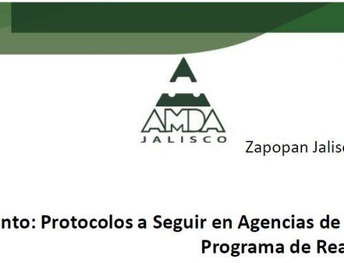 Protocolos a Seguir en Agencias de Autos por COVID-19