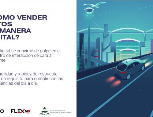 Impulsan AMDA y JATO Dynamics iniciativa para impulsar las ventas digitales de automotores en México