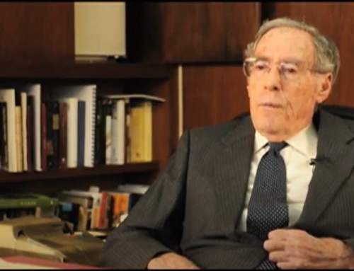 Homenaje a Don Carlos Robles