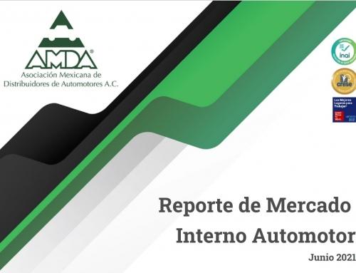 Reporte de Mercado Interno Automotor (Junio 2021)