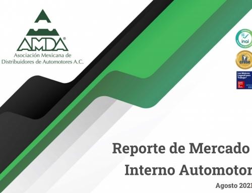 Reporte de Mercado Interno Automotor Agosto 2021